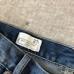 GAP Shorts - Gap sexy boyfriend cuffed shorts sz.27R